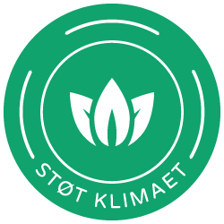 Støt Klimaet Ikon